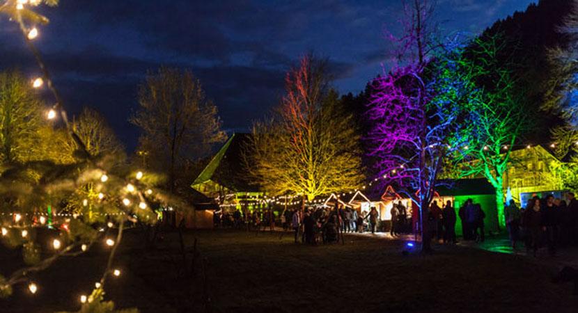 Weihnachtsmarkt_Vogtsbauernhof_Foto-Schwarzwälder-Freilichtmuseum-Vogtsbauernhof