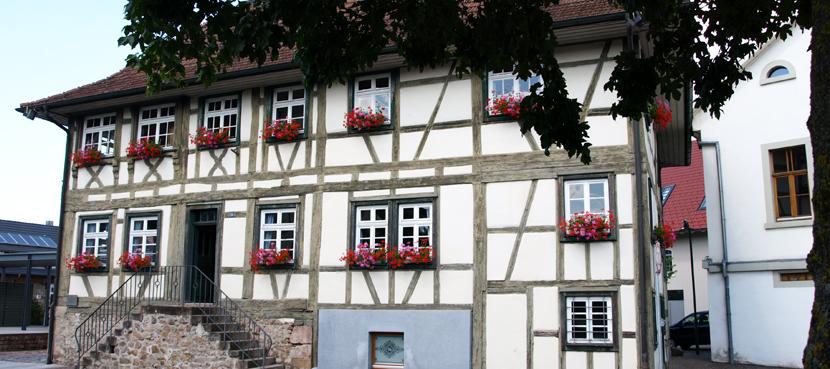Heimatmuseum Kettererhaus im Ortskern