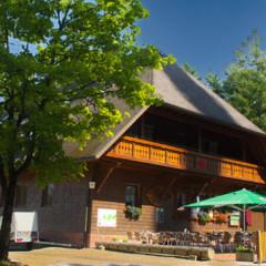 Brandenkopf – Berggaststätte, Wanderheim