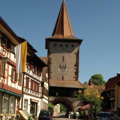 Durch die Reichsstadt Gengenbach