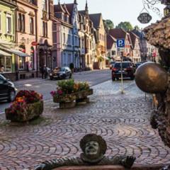 Historische Altstadt Zell a.H.