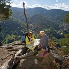 Wandern im wild-romantischen Murgtal