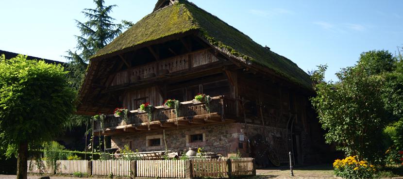 Alter Speicher in Oberharmersbach