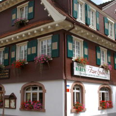 Hotel Bären-Stube