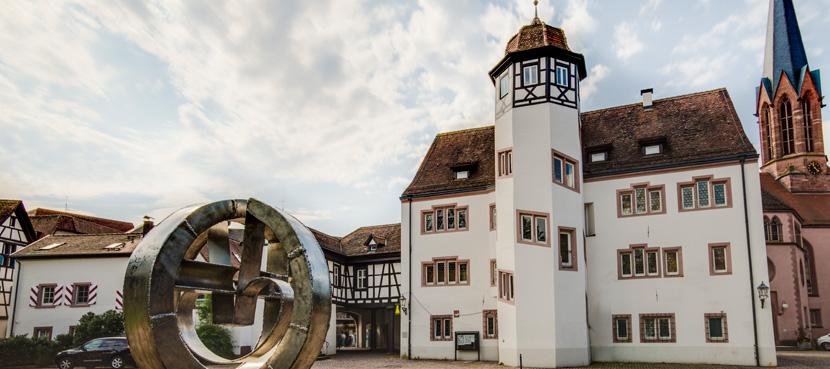 Markgrafenschloss Bild: Martin Ziaja
