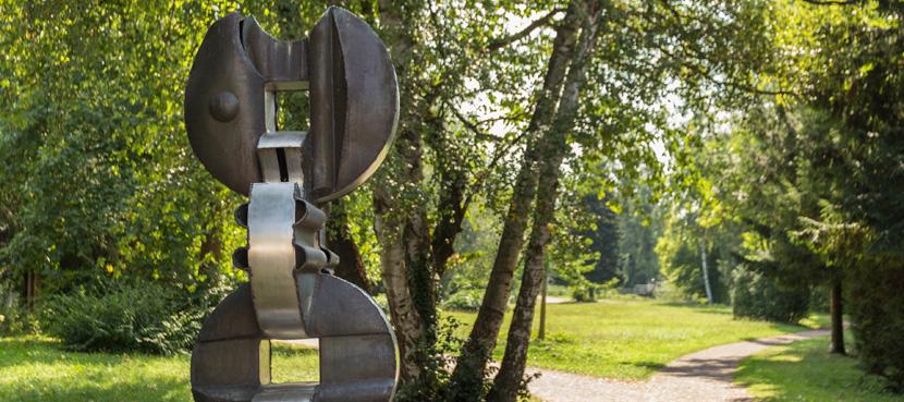 Skulpturenweg Bild: Martin Ziaja