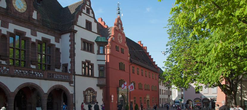 Freiburg Rathaus_© FWTM-Raach