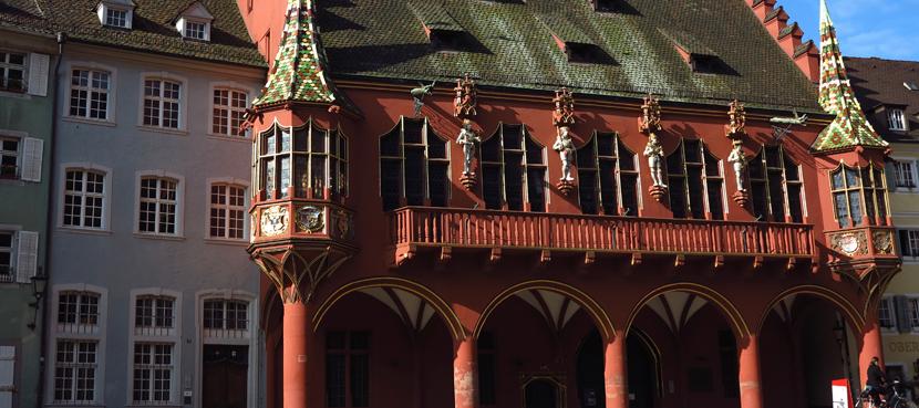 Freiburg Historisches Kaufhaus © FWTM