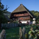 Freilichtmuseum Vogtsbauernhof in Gutach im Schwarzwald
