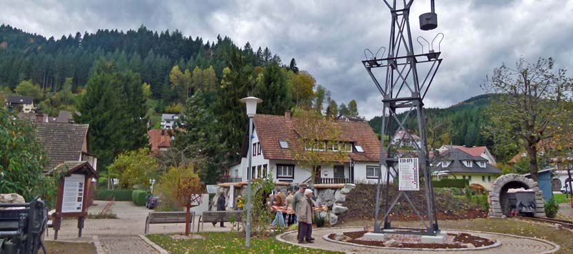 Themenpark Historischer Bergbau