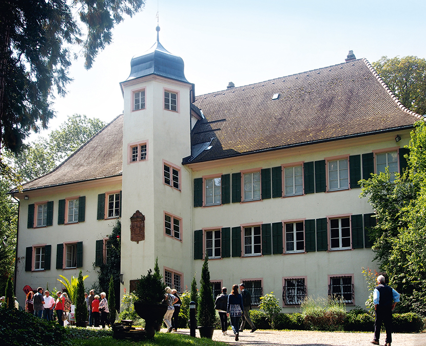Schloss Bad Krozingen