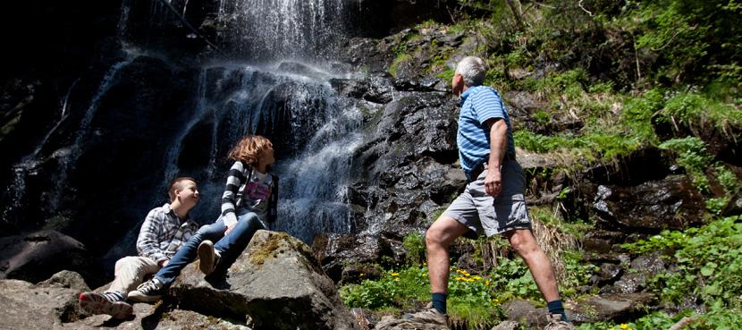 Zweribach-Wasserfälle_Zweitälersteig©ZweiTälerLand- Clemens Emmler