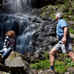 Zweribach-Wasserfall