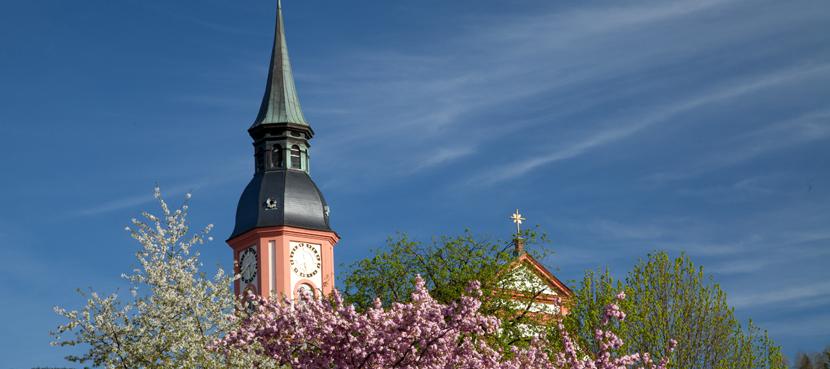 St_Margarethen Kirche_Waldkirch©ZweiTälerLand- Clemens Emmler