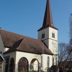 Evangelische Christuskirche Bad Krozingen