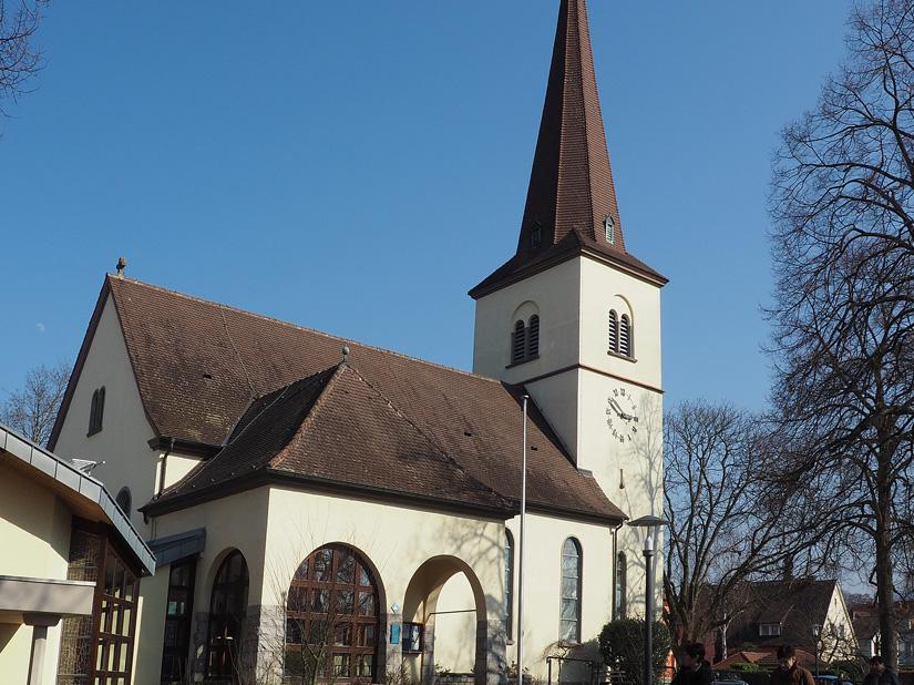 ev. Christuskirche