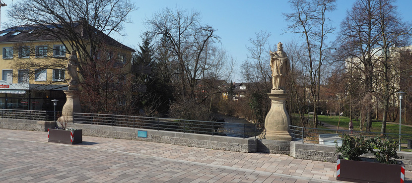 Nepomukbrücke Bad Krozingen