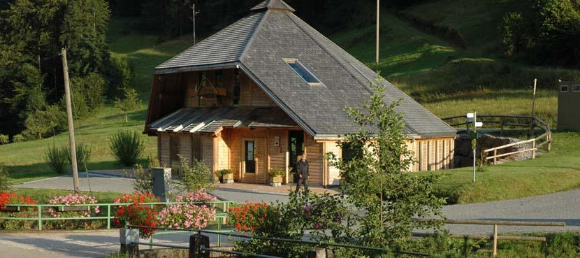 Wald Kultur Haus