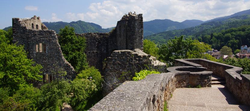 Burg Baden - Karin Schmeißer