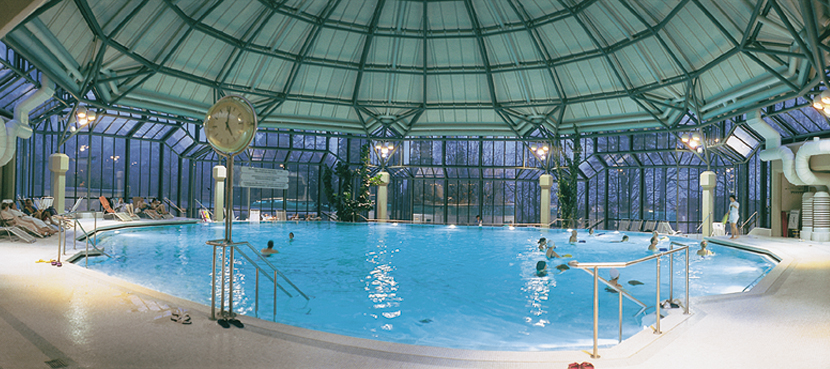 Cassiopeia Therme Kuppelbad