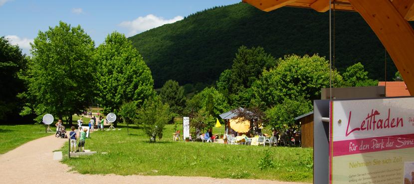 Park der Sinne in Badenweiler - Karin Schmeißer