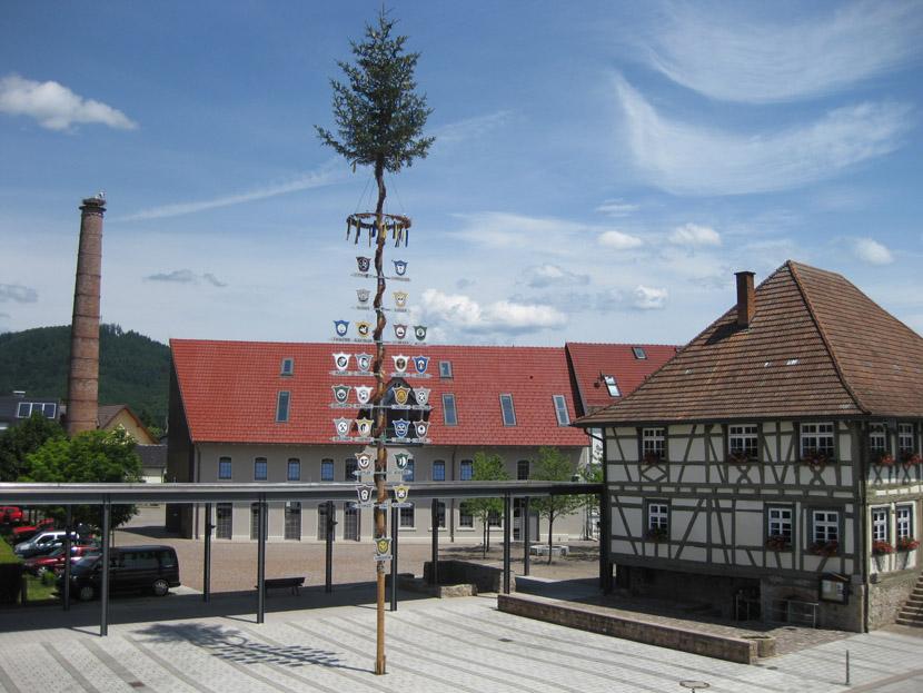 Ortskern Biberach ©Gemeinde Biberach