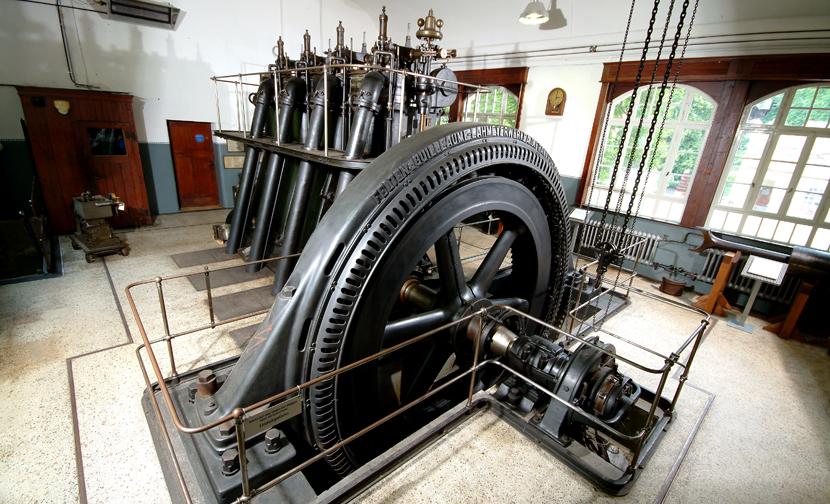 Dieselmuseum Foto: Stadt Schramberg