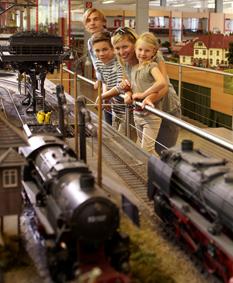 Eisenbahnmuseum Foto: Stadt Schramberg