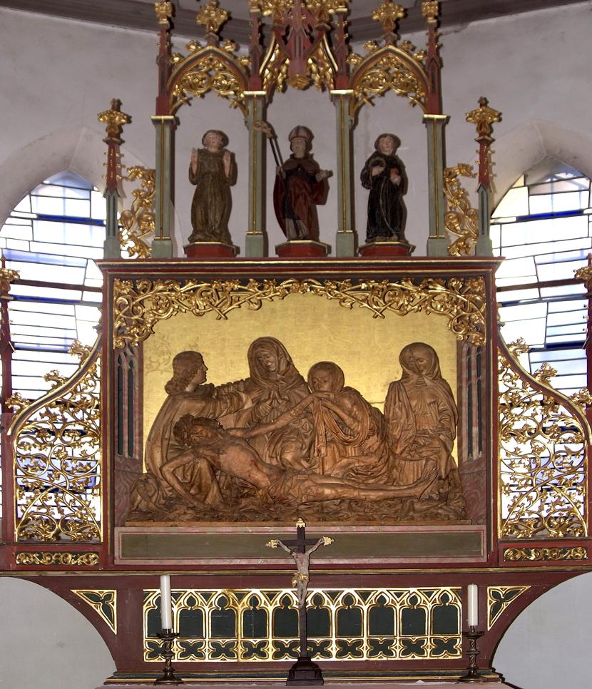 Kapelle Falkenstein Foto: Stadt Schramberg