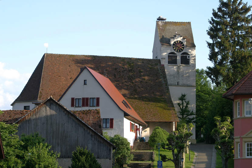 ev. Kirche Buggingen