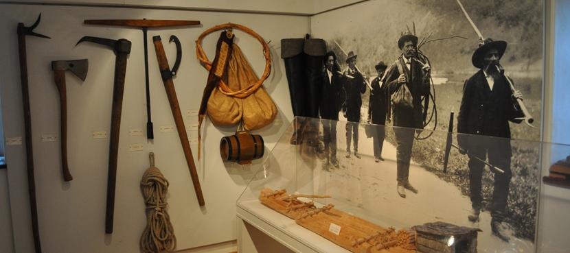 Flößermuseum Foto: E. Langenbacher