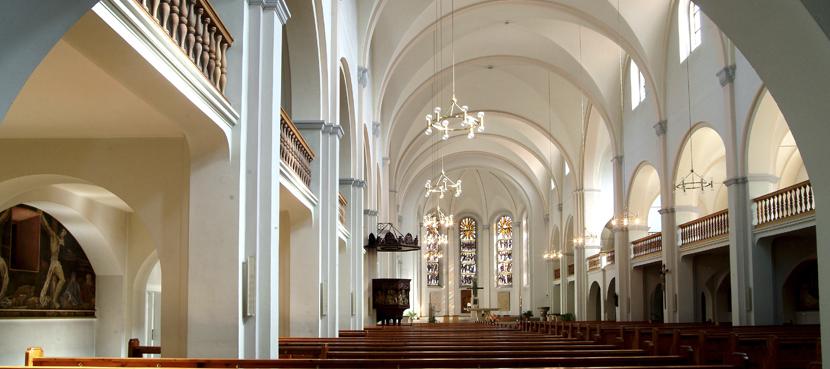 Heilig Geist Kirche Foto: Stadt Schramberg