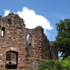 Burgen von Schramberg