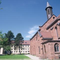 Kloster Heiligenbronn/Ausstellung Leben Jesu