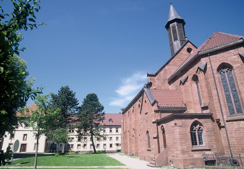 Kloster Heiligenbronn Foto: Stadt Schramberg