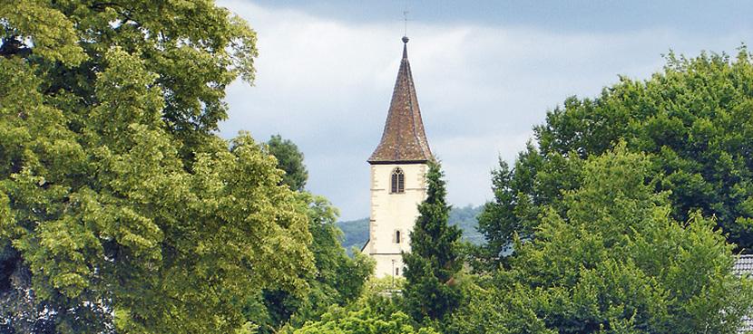 Martinskirche Müllheim