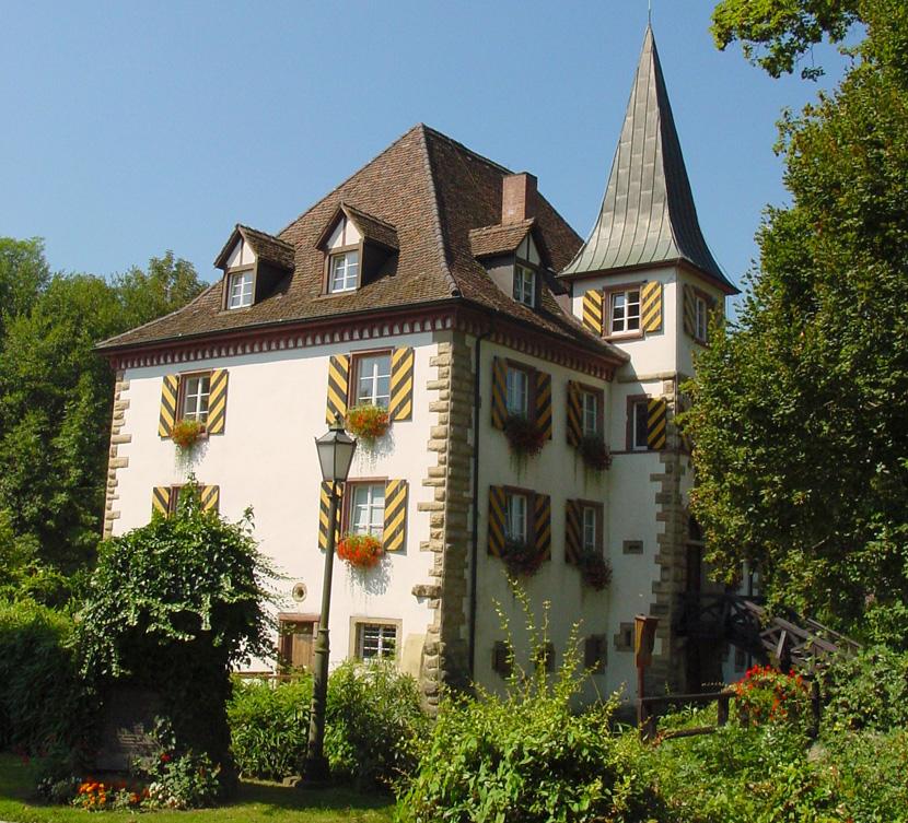 Wasserschloss Entenstein
