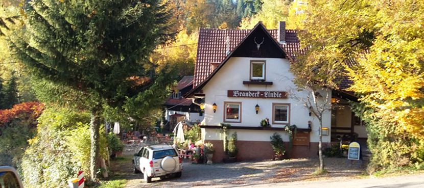 Bergasthof Brandeck-Lindle