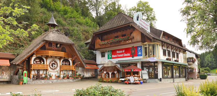 Haus der Schwarzwalduhren ©Haus der Schwarzwalduhren