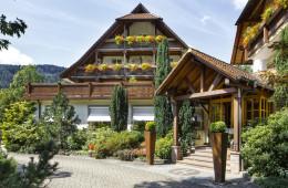 Landidyll-Hotel und Restaurant Hirschen