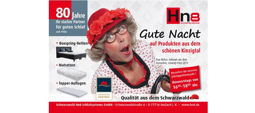 © Schwarzwald Hn8 Schlafsysteme GmbH
