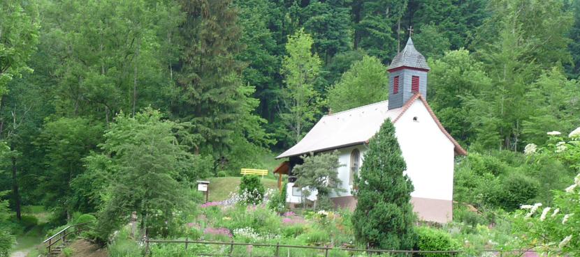 "Kapelle ""Maria Hilf"" ©Gemeinde Ohlsbach"