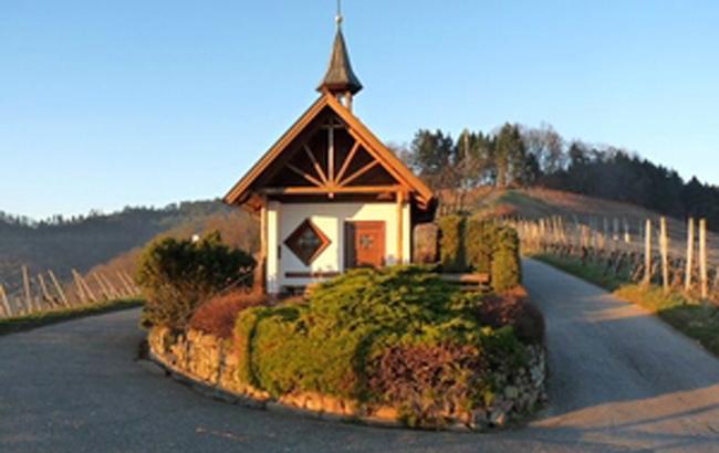 """Kapelle """"Maria im Weinberg"""" ©Gemeinde Ohlsbach"""