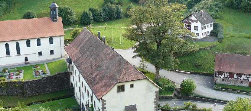 Kirche, Kloster, Museum ©Tourist-Information Schenkenzell