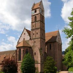 Klosterkirche Alpirsbach mit Klostermuseum
