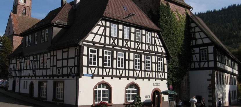 Museum für Stadtgeschichte © Stadt-Information Alpirsbach