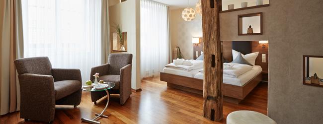 Zimmerbeispiel ©Die Reichsstadt - Hotel & Restaurant