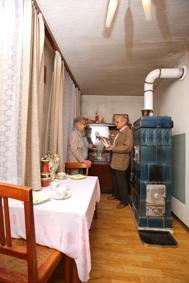 Wohnzimmer © Weinbrenner Offenburg