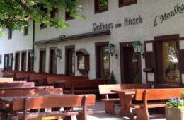 Gasthaus zum Hirsch d´Monika