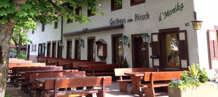 © Gasthaus zum Hirsch d´Monika
